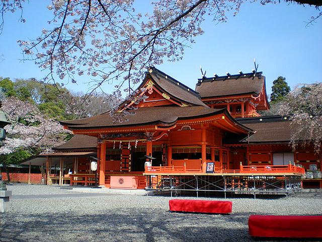 北口本宮冨士浅間神社、木花開耶姫命の美と英知にあやかろう!