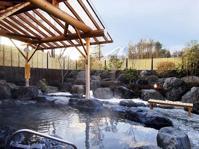 「富士山溶岩の湯 泉水」の画像検索結果