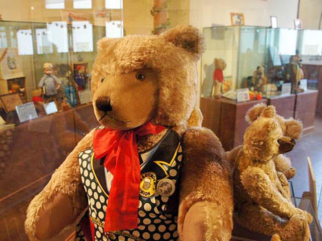 Yamanakako teddy bear world museum 02