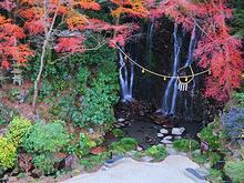 玉簾の瀧/飛烟の瀧