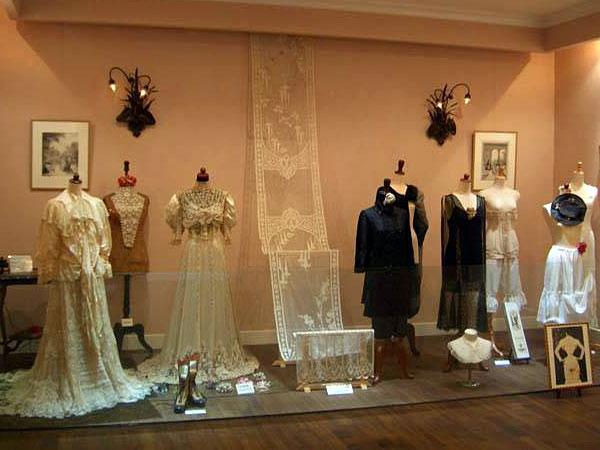 パリ装飾美術館 ファッション館